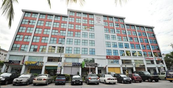 Mentari Business Park - Jalan PJS 8/5 Bandar Sunway - Petaling Jaya - Kuala Lumpur