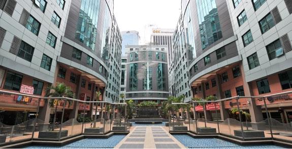 Megan Avenue 1 - 189 Jalan Tun Razak - Kuala Lumpur