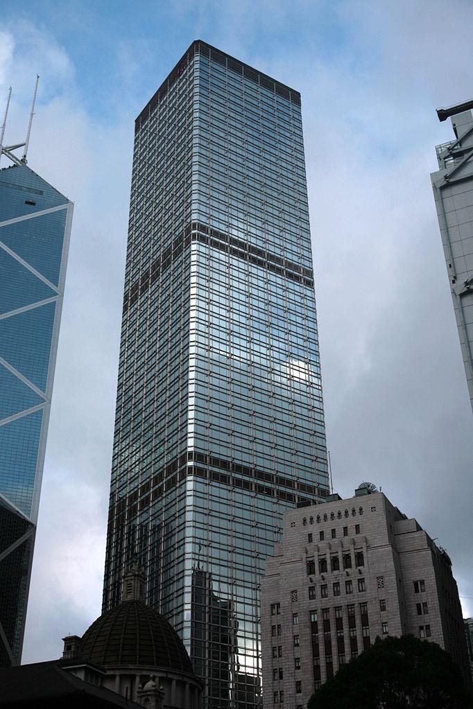 Compass Offices - Cheung Kong Center - 2 Queen's Road Central -  Central - Hong Kong