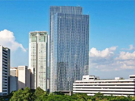 Zuellig Building - Makati Ave - Makati City - Manila