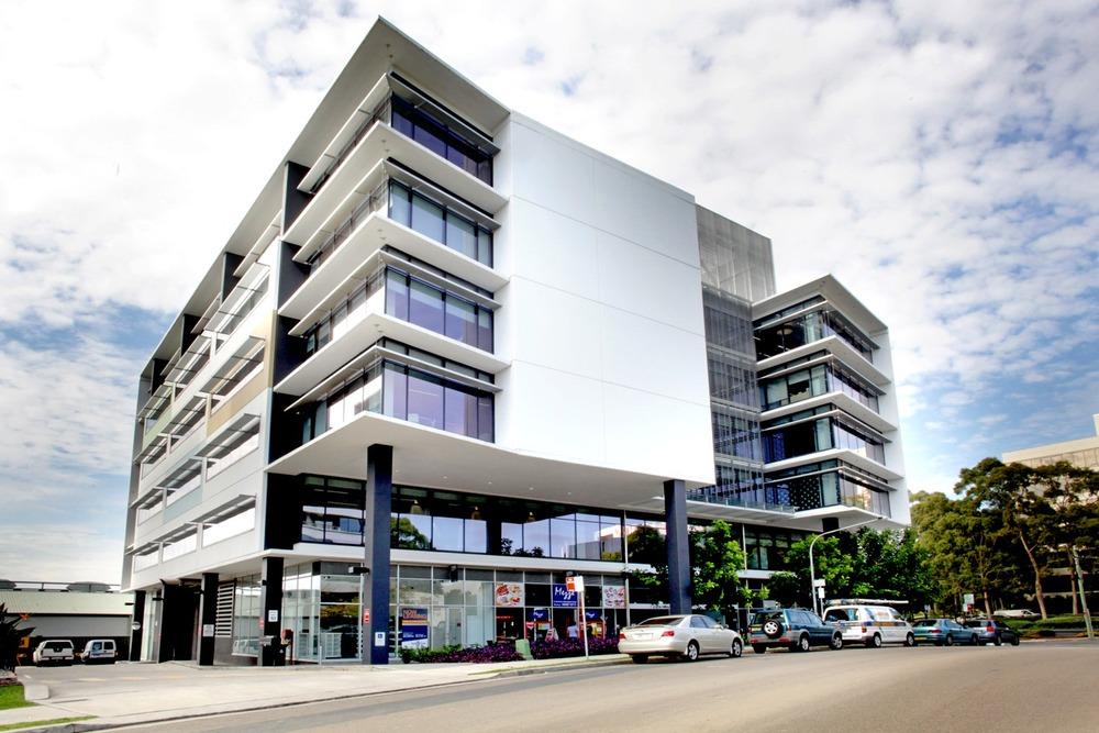 North Ryde - Eden Park Drive - Macquarie Park, North Ryde -  Sydney