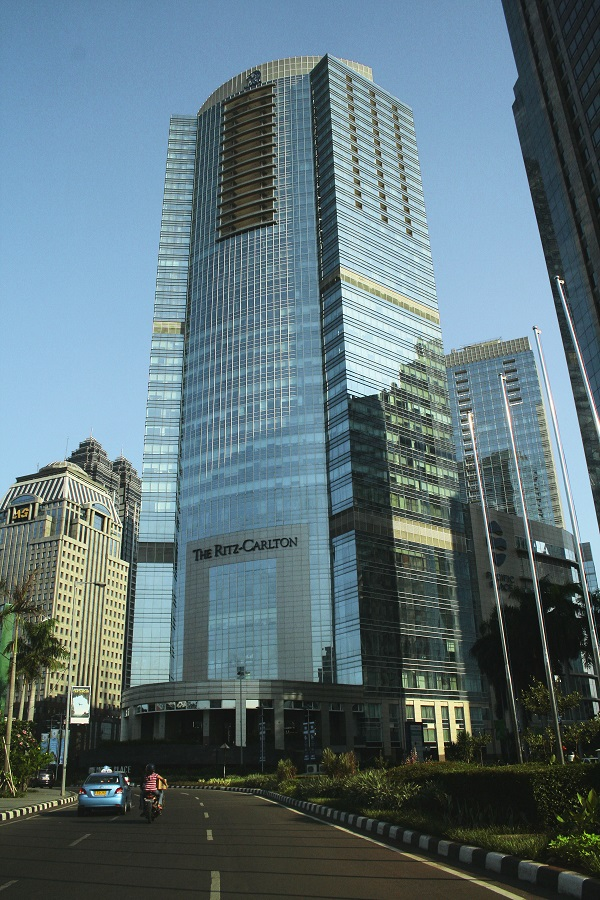 The Executive Centre - One Pacific Place - Jl. Jend. Sudirman Kav - (SCBD) - Jakarta