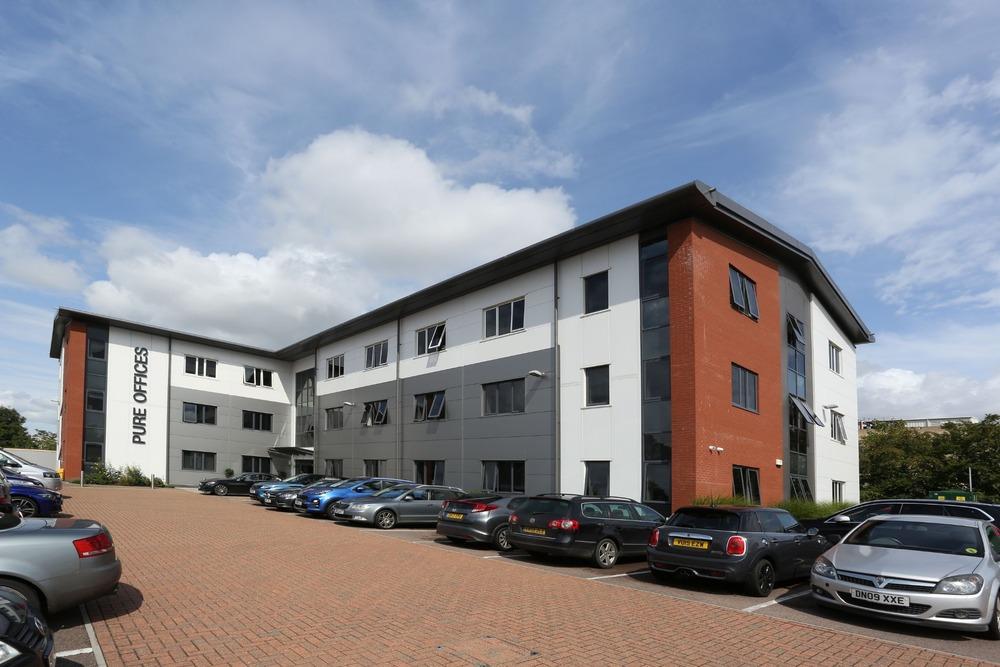 Pure Offices - Cheltenham Office Park - Hatherley Lane, GL51 - Cheltenham