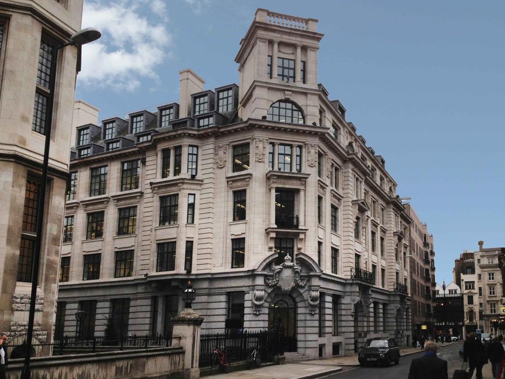 Orega - Chancery Lane, EC4 - Holborn/Fleet Street