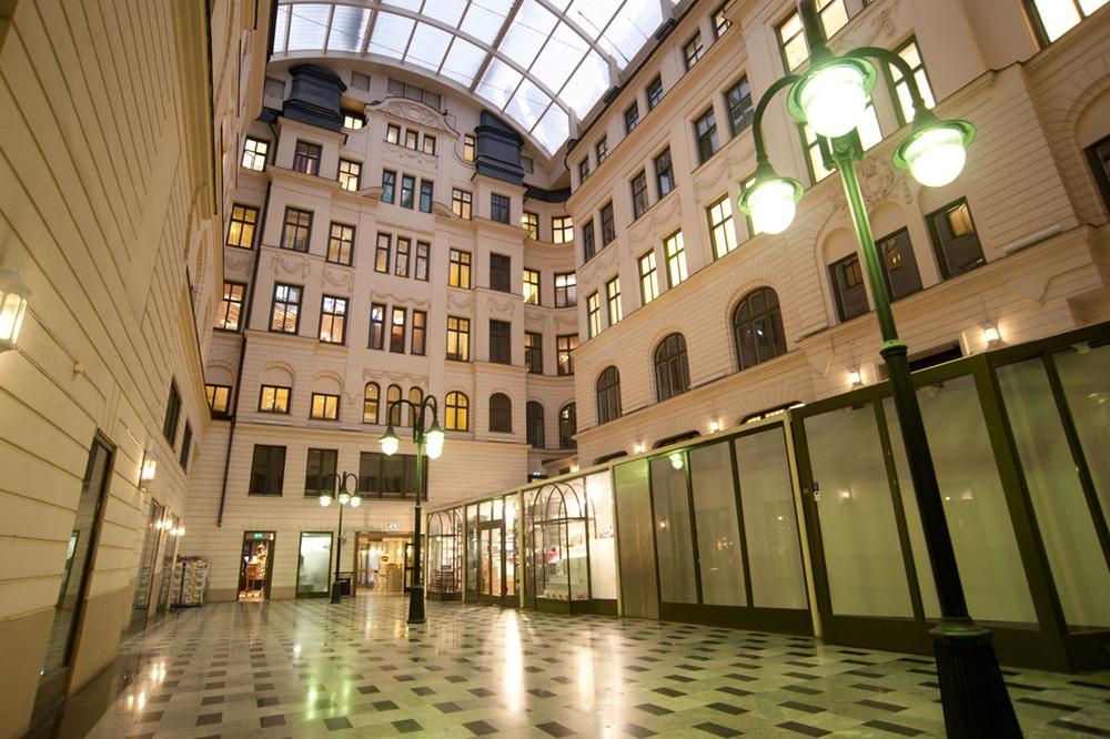 Head Office Stockholm - Grev Turegatan - Stockholm