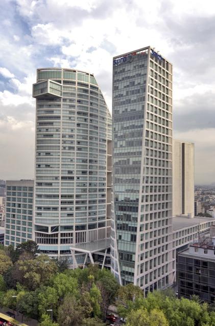 IOS OFFICES - Paseo de la Reforma 222 - Mexico City
