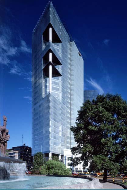IOS OFFICES - Paseo de la Reforma 115 - Mexico City