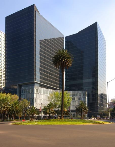 IOS OFFICES - Paseo de la Reforma 250 - Mexico City