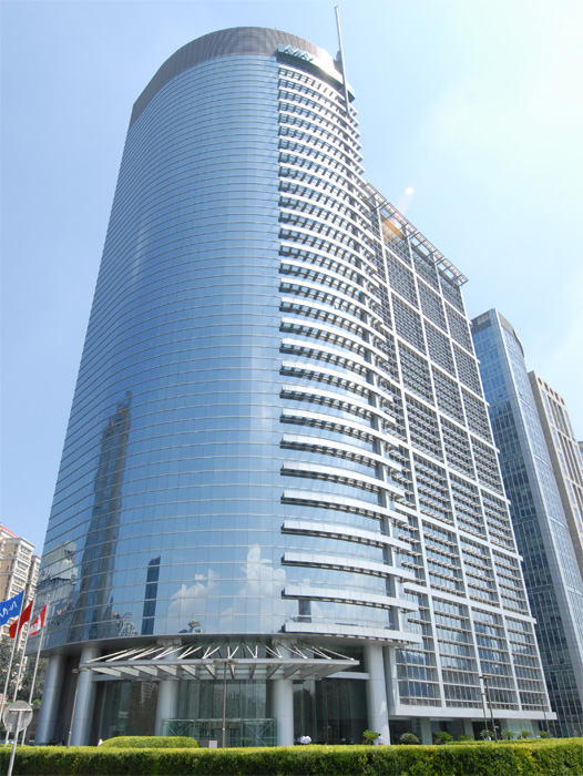 Beijing Silver Tower - Second East Third Ring Rd North - Chaoyang District - Beijing