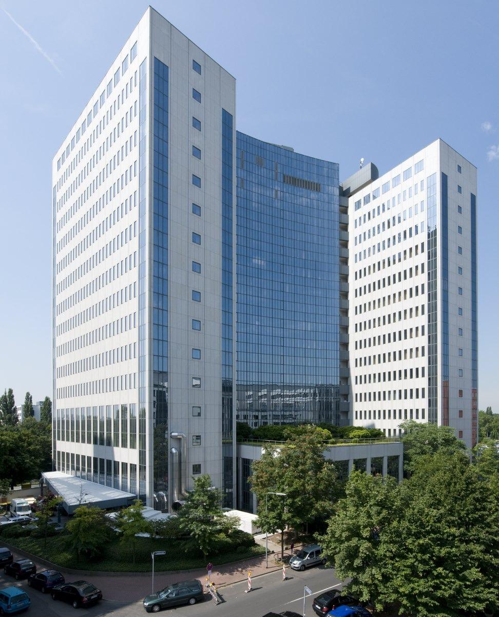 Theodor-Heuss-Allee Business Center - Theodor-Heuss-Allee - Frankfurt