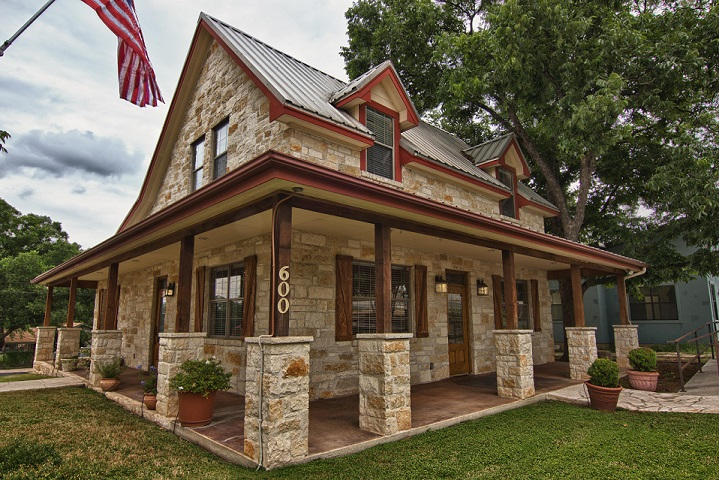 Main Street - Marble Falls - TX