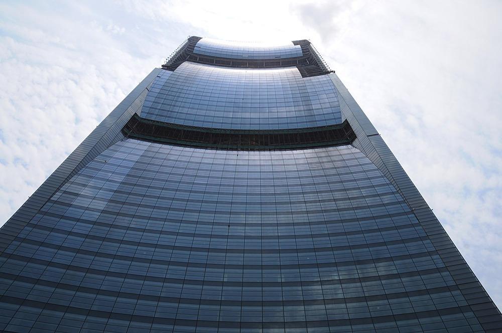 Pearl River Tower - West Zhujiang Road - Tianhe District - Guangzhou