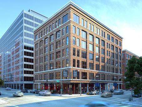 West Randolph-Ogilvie - W. Randolph Street - Chicago - IL