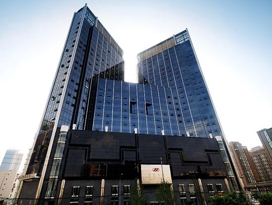 Lippo Tower - Kehua Bei Road - Kehua Bei Road - Chengdu