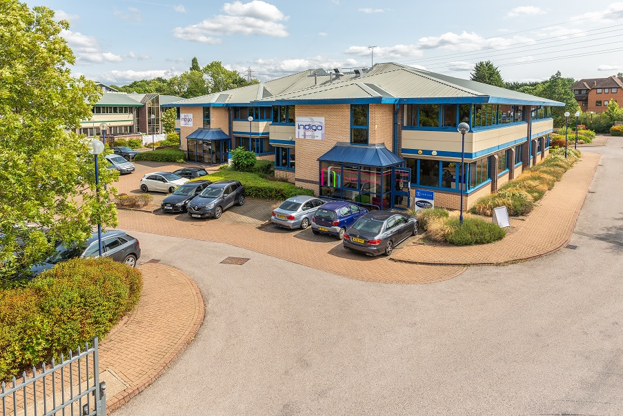 Indigo House - Mulberry Business Park - RG41 - Fishponds - Wokingham