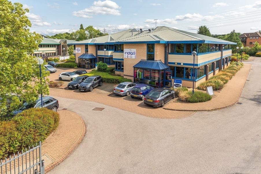 Mantle - Indigo House - Mulberry Business Park - RG41 - Fishponds - Wokingham