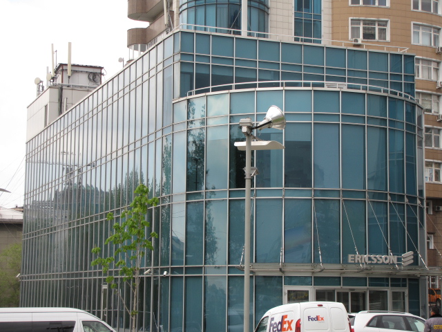 CDC 2 Business Centre - Furmanov Street - Almaty