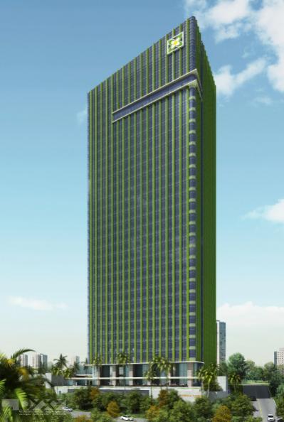 Alamanda Tower - Jl. T. B. Simatupang Kav.22-26 - Jakarta