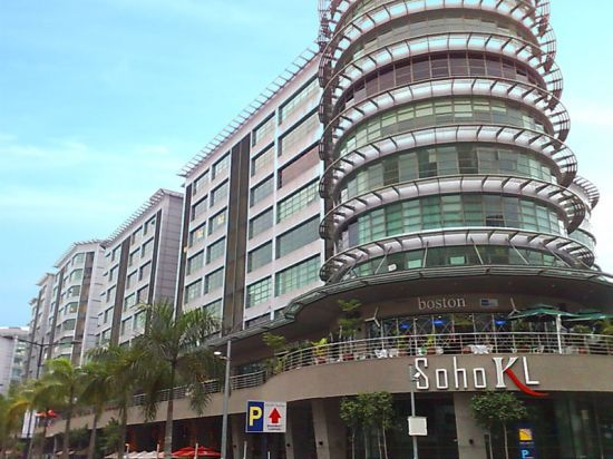 2 Jalan Solaris - Solaris Mont Kiara - Kuala Lumpur