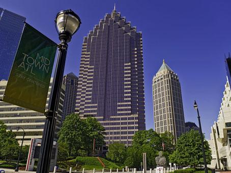 Promenade II - 1230 Peachtree Street North East - Atlanta - GA