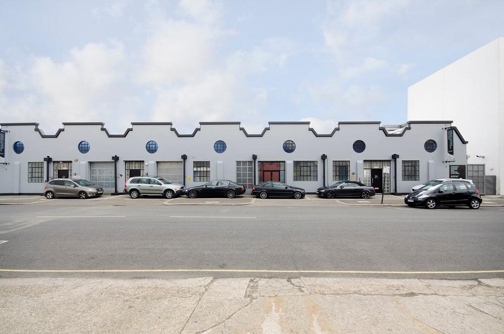 Workspace - Chiswick Studios -  9 Power Road, W4 - Chiswick