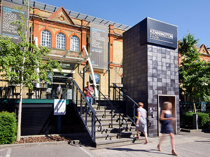 (Kennington Park) Lincoln House - 1 -3 Brixton Road, SW9 - Oval (Office, Studio)