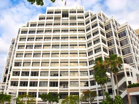 Regus - 601 Brickell Key Drive - Miami - FL