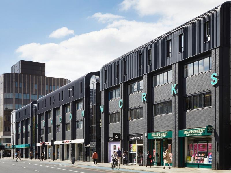 Workspace - East London Works - Whitechapel Technology Centre - 75 Whitechapel Road, E1 - Whitechapel