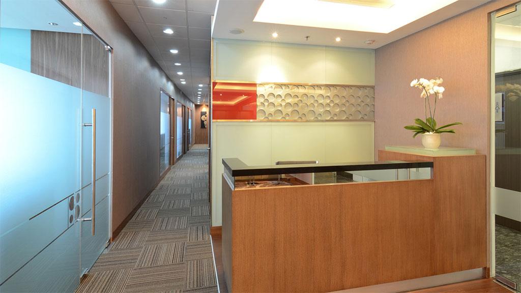 Allianz Tower - Jl. HR Rasuna Said - Jakarta Selatan
