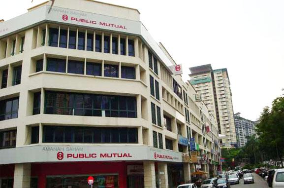 Perdana Business Centre - Jalan PJU 8/5C - Petaling Jaya