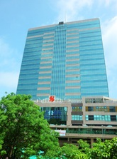 Capital International Business Centres - Hong Kong Landmark - Lung Sum Avenue - Sheung Shui