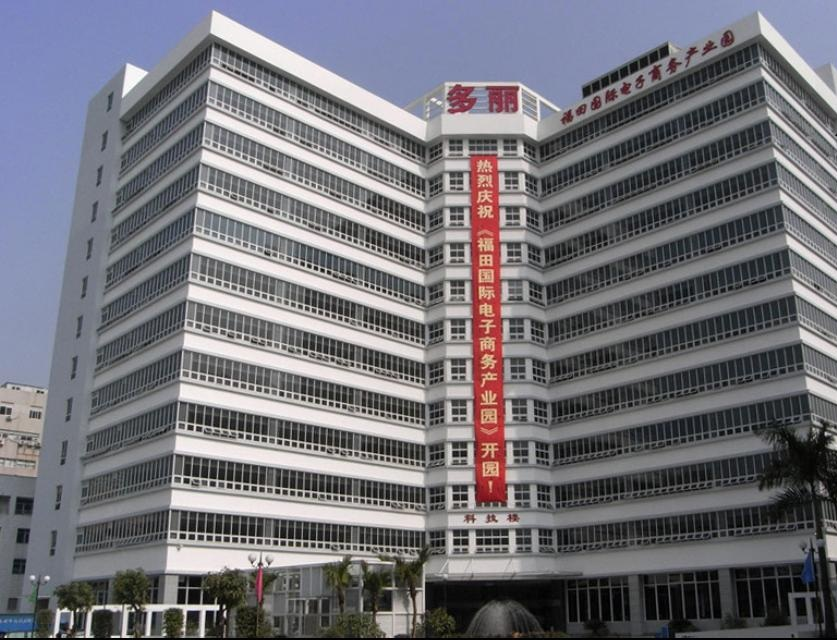 Capital International Business Centres - Chardonnay Industrial Park 2 - Meihua Road - Shenzhen