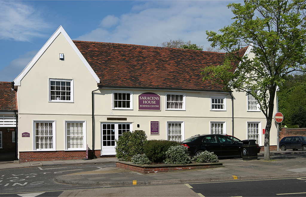 Saracens House Business Centre - St Margaret's Green, IP4 - Ipswich