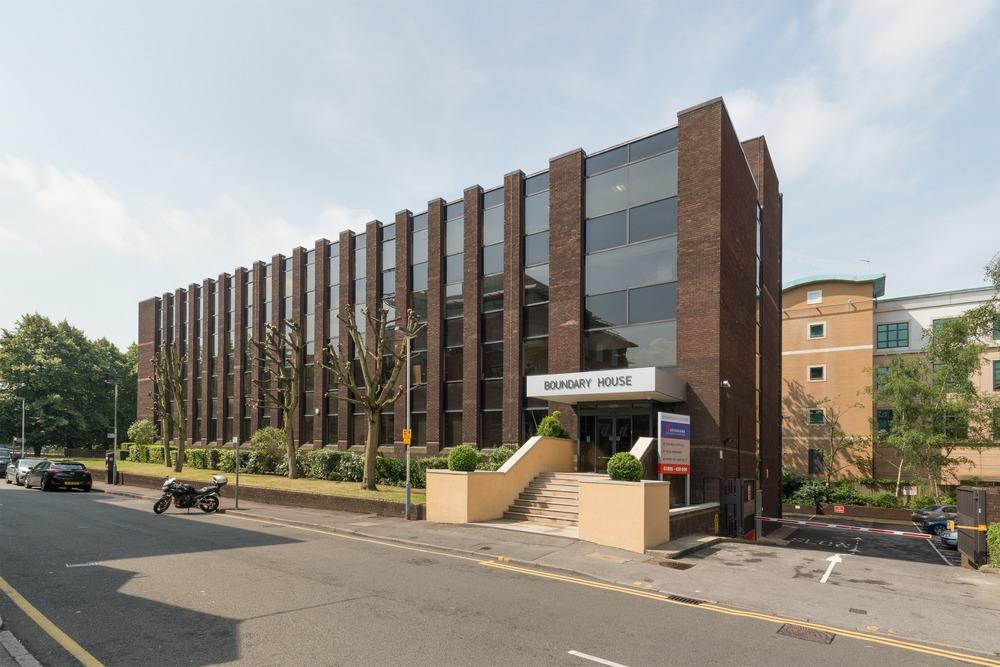 HubSpace - Boundary House - Cricketfield Road, UB8 - Uxbridge