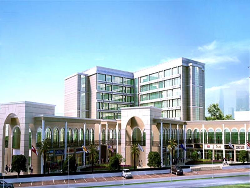 Paras Trade Center - Suncity Business Tower - Golf Course Road - Gurgaon - Haryana