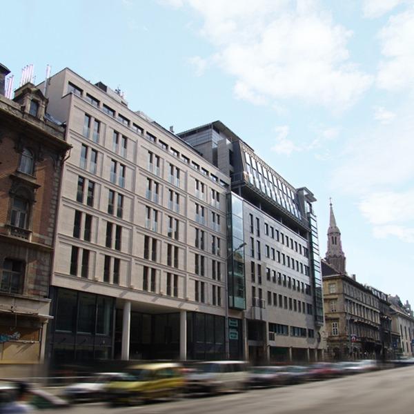 Astoria - Kossuth Lajos utca - Budapest