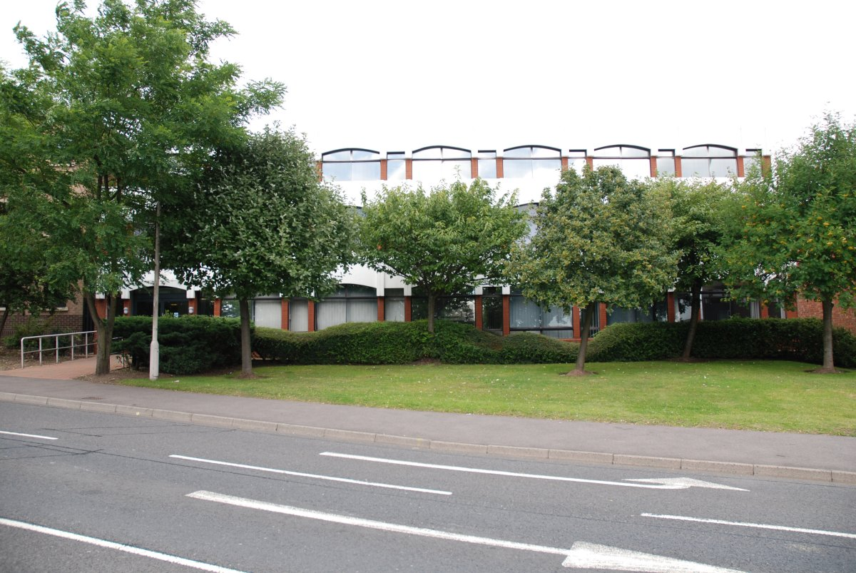 Charter Space - Clarkson House - St Peters Way - Mansfield