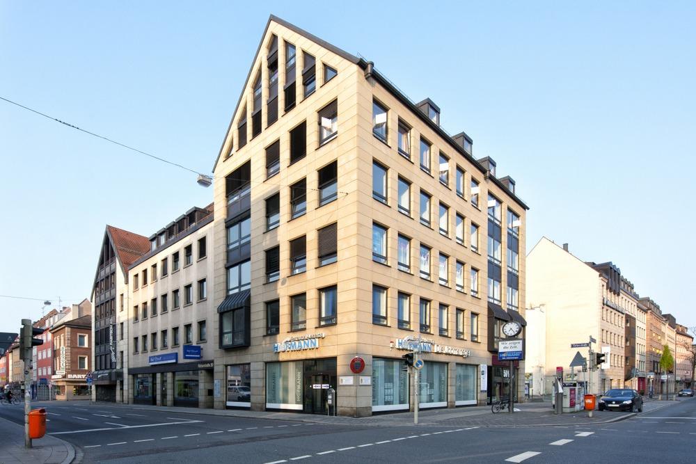 Färberstrasse - Nuremberg
