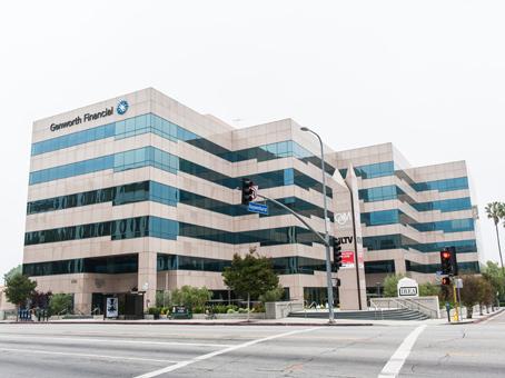 Regus - Encino Corporate Center - 16501 Ventura Blvd - Encino - CA