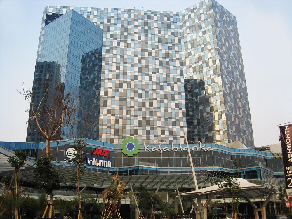Prudential Center - Jl. Casablanca Raya Kav 88 - Jakarta