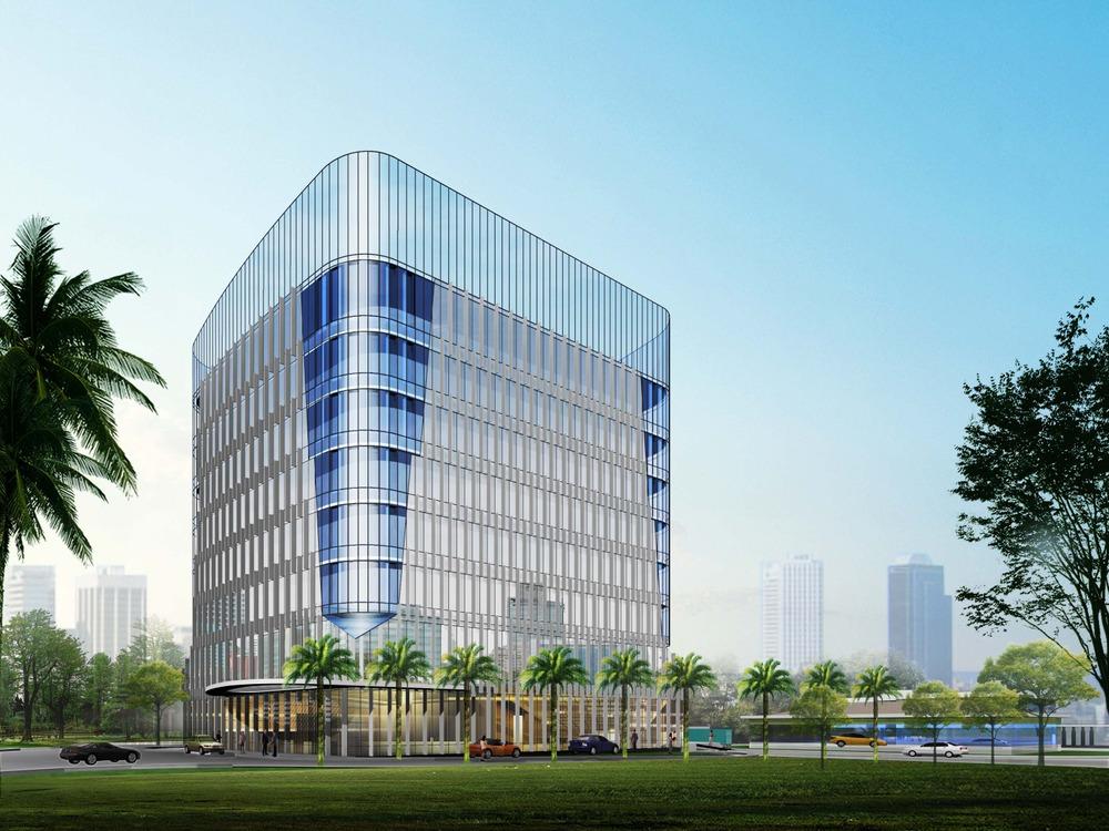 Tower B - Beltway Office Park - 41 Jl. Letjen TB Simatupang - Jakarta