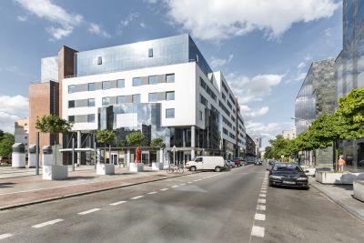 Chmielna Business Center - Chmielna Street - Warsaw