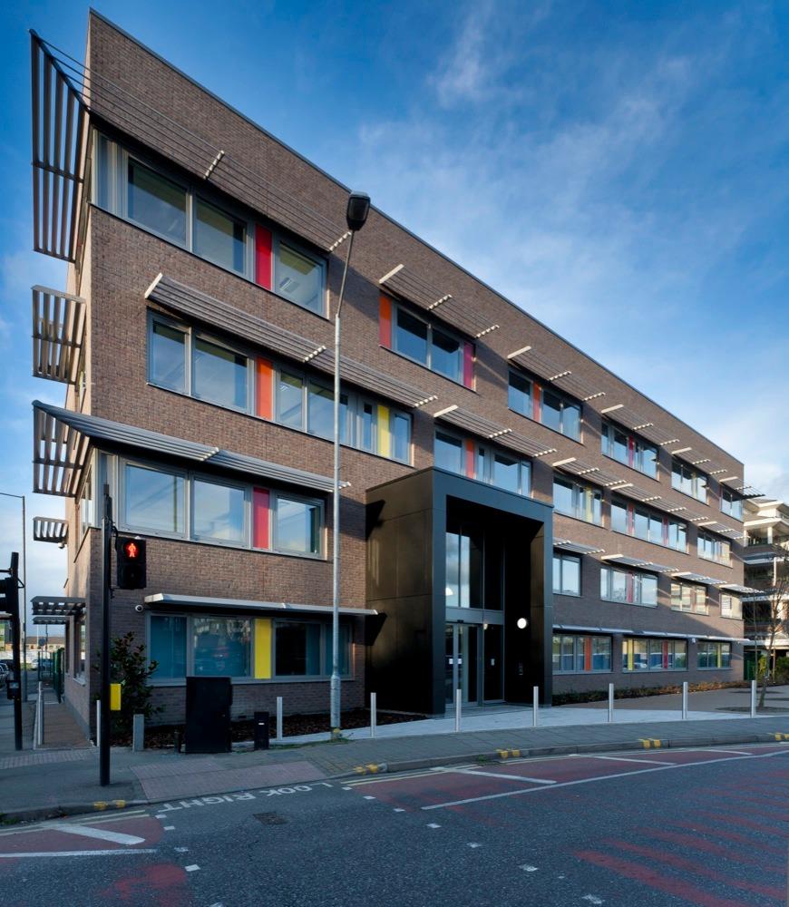 Barking Enterprise Centre - Cambridge Road, IG11 - Barking