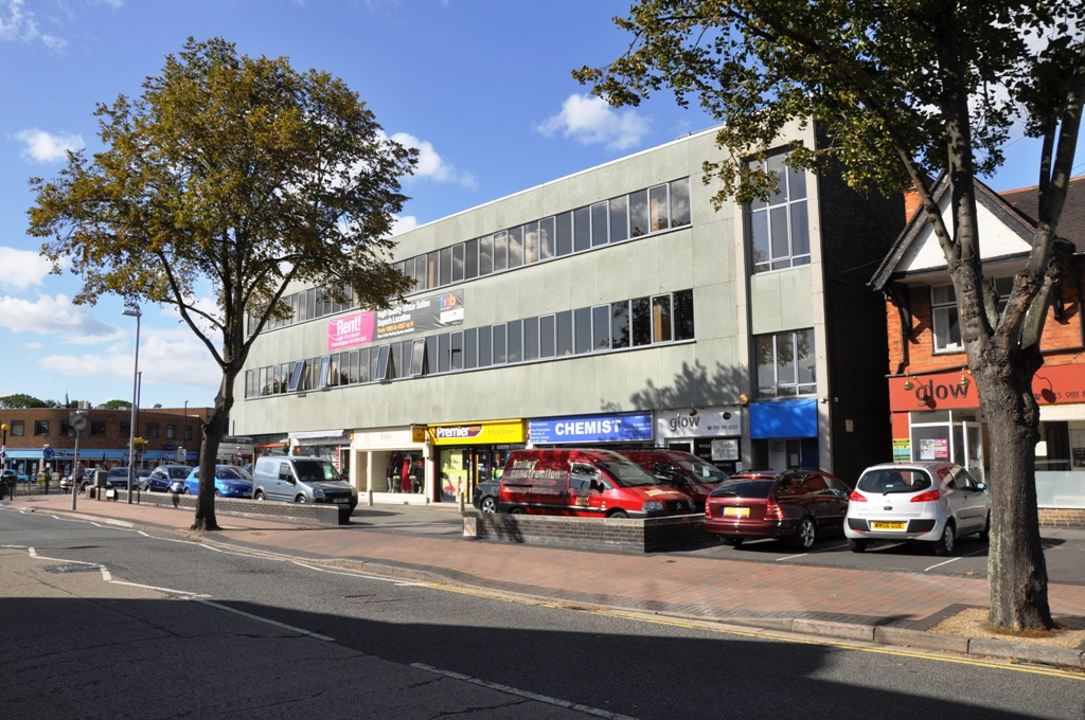Charter Space - The Landmark - Tudor Square, NG2 - West Bridgford - Nottingham