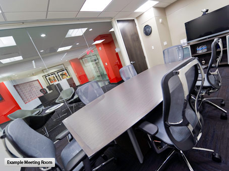 Office Space in Building D