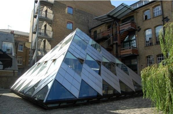 The Pyramid - 31 Queen Elizabeth Street, SE1 - Tower Bridge
