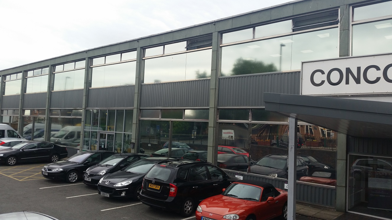 Charter Space - Concord House - Nottingham Road, NG7 - Basford - Nottingham