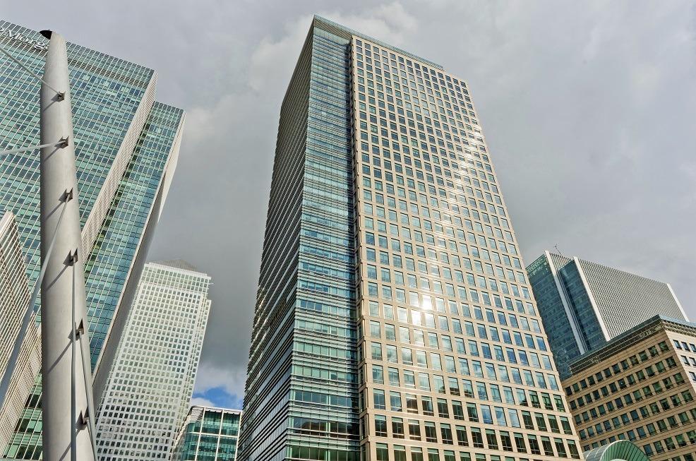 40 Bank Street, E14 - Canary Wharf