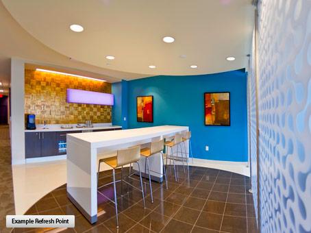Office Space in Suite 250 1545 Crossways Blvd