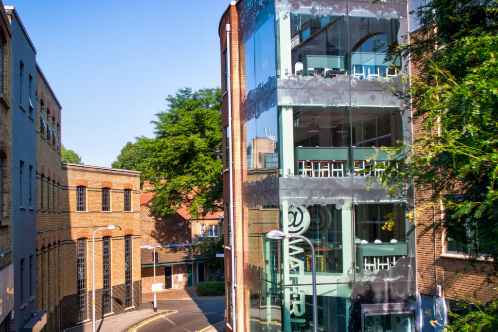 Office Space in Town - 2-6 Boundary Row, SE1 - Waterloo
